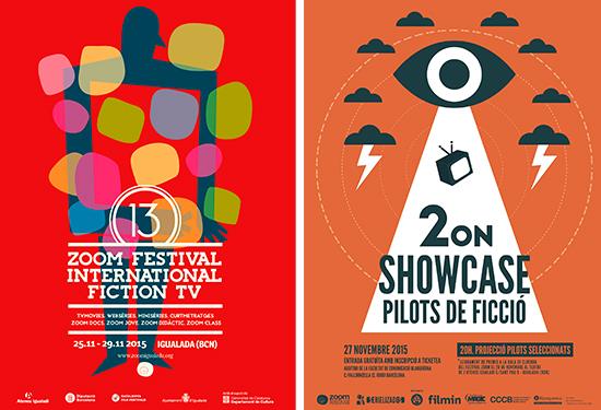 festivalacos  Torna el II Showcase de pilots de sèries de ficció, de la mà del Zoom Festival i Serielizados