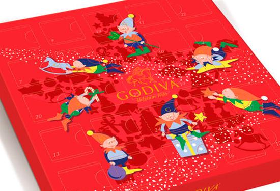 La cuenta atrs para Navidad Passeig de Grcia