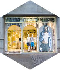 La Perla obre la seva nova botiga a Passeig de Gràcia