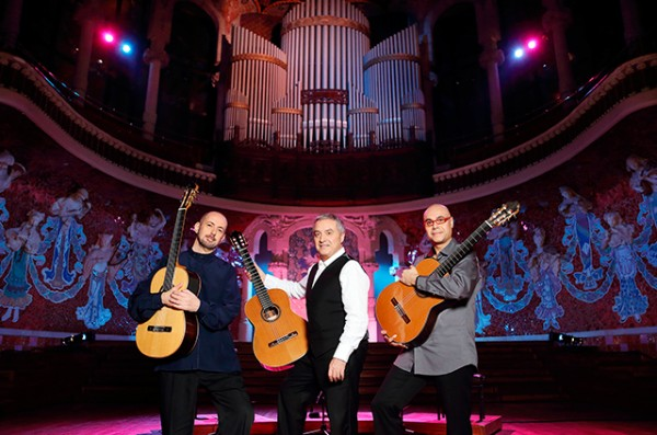 Barcelona guitar trio dance passeig de gr cia - Agenda cultura barcelona ...