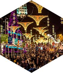 Navidad en Ciutat Vella: qué bello es morir