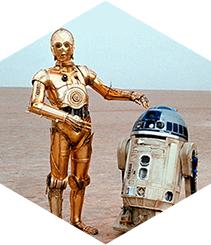 La fuerza de Star Wars en la moda