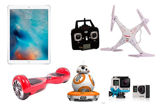tecnologiaregals per als amants dels gadgets