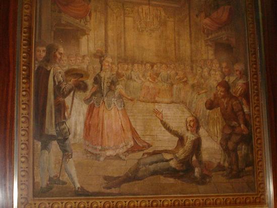 7CV Cervantes i el Quixot a Barcelona