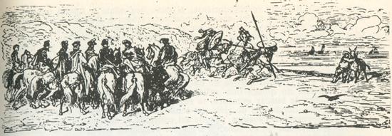 8CV Cervantes i el Quixot a Barcelona