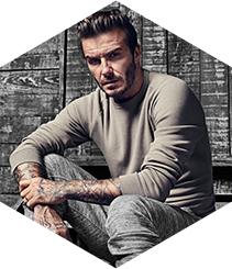 Nueva campaña de David Beckham para H&M