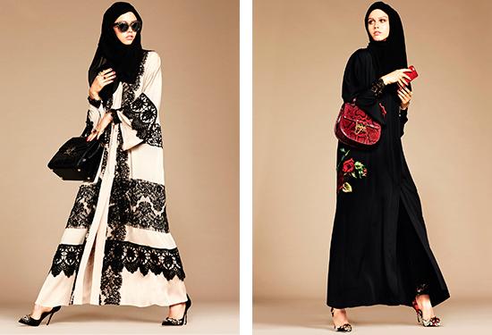 dg1 Dolce & Gabbana presenta la seva primera col·lecció de hijabs y abayas