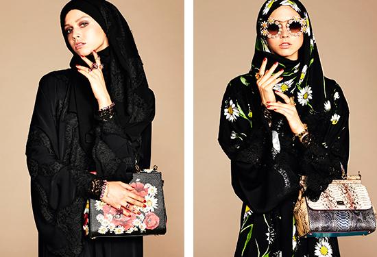 dg2 Dolce & Gabbana presenta la seva primera col·lecció de hijabs y abayas