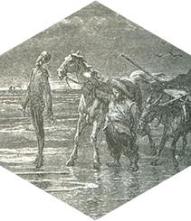 Cervantes i el Quixot a Barcelona