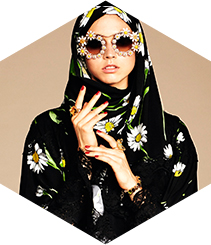 Dolce & Gabbana presenta la seva primera col·lecció de hijabs y abayas