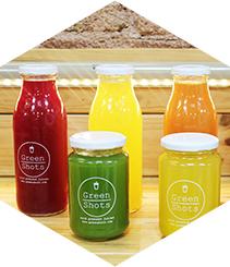 Sanea tu cuerpo con zumos verdes