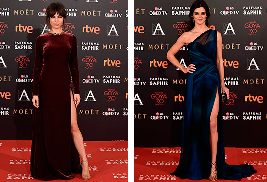 bienvestidas1 Premis Goya 2016: estilismes, postureo i la Preysler