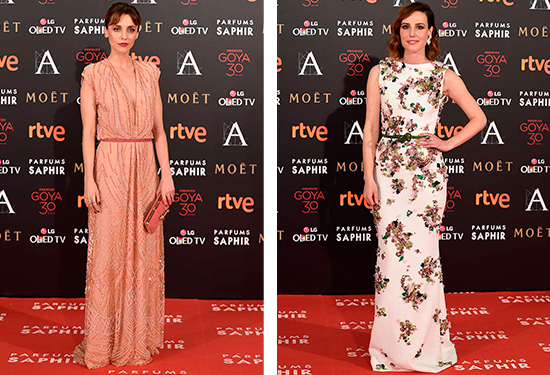 cuquis2 Premis Goya 2016: estilismes, postureo i la Preysler