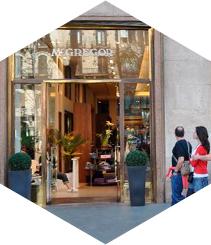 McGrefor tanca la botiga de Passeig de Gràcia i deixa espai a la macrobotiga d'H&M