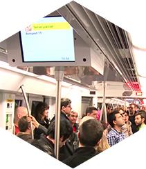 El metro arriba a l'aeroport de Barcelona amb la línia L9 Sud