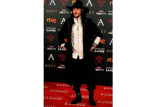 oscarjaenada Premis Goya 2016: estilismes, postureo i la Preysler
