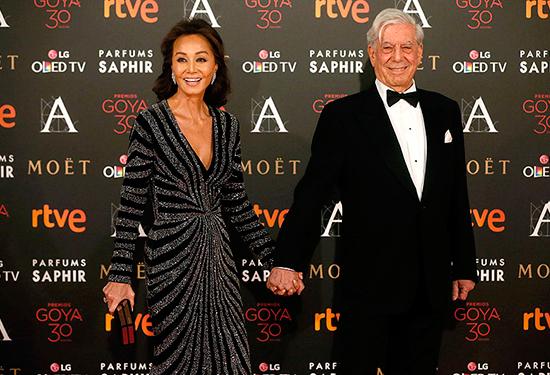 presyvarggo Premis Goya 2016: estilismes, postureo i la Preysler