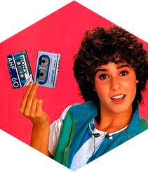 El movimiento retro recupera el cassette