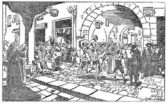 24 Boria avall, la ruta del castigo