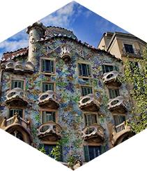 Discover Casa Batlló with Antoni Gaudí