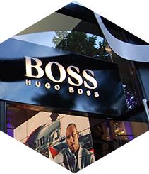 Hugo Boss se reubica en Paseo de Gracia
