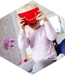 La caja de Happy Meal se convierte en gafas de realidad virtual