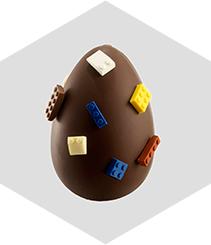 Huevos de pascua, tradición y mucho chocolate
