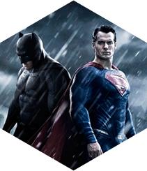 Sumérgete en la batalla de Batman y Superman con Dolby Cinema