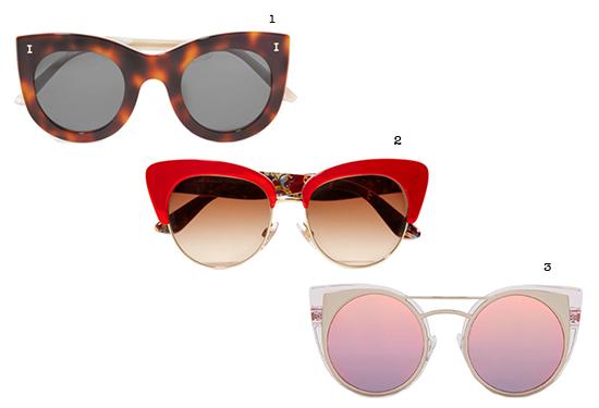 cat Las gafas de sol, accesorio imprescindible del verano