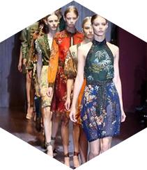 Gucci presenta las colecciones de hombre y mujer en el mismo desfile