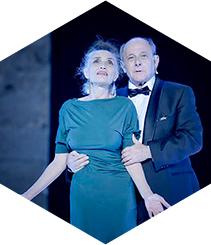 'César y Cleopatra' at Teatre Romea
