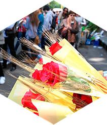 Las actividades que no te puedes perder este Sant Jordi
