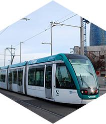 ¿El tranvía de la Diagonal o la línea 10 de metro?