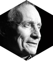 Richard Hollis leyenda del diseño gráfico visita ELISAVA