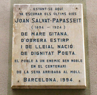 8 Joan Salvat Papasseit, un hombre entusiasta