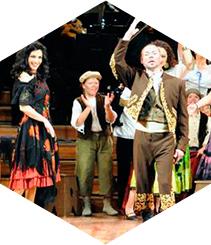 La ópera Carmen en el Palau de la Música