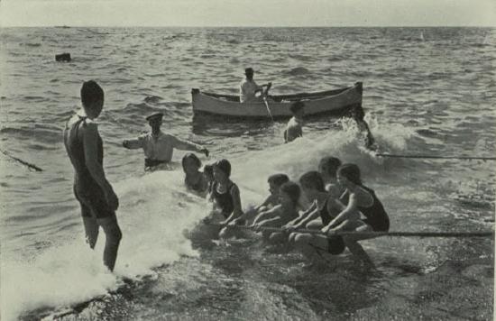 14 La Escola del mar