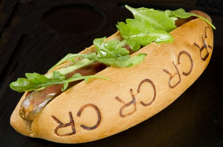 Hot dog Carme Ruscalleda 434x287 Please Don't Tell en Barcelona