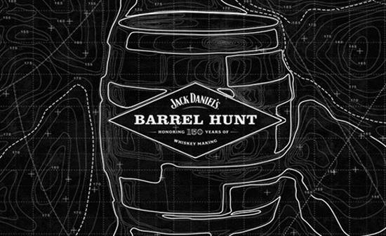 hunt Encuentra en Barcelona el barril de Jack Daniel's escondido