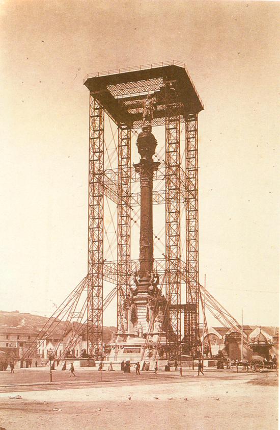 24 Colón, monumento y enigma