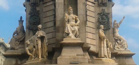 bo28 Colón, monumento y enigma
