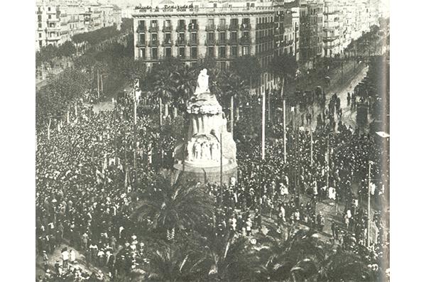 12 Arte público en la Barcelona Franquista