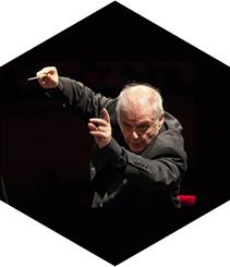 Daniel Barenboim, piano en estado de trance