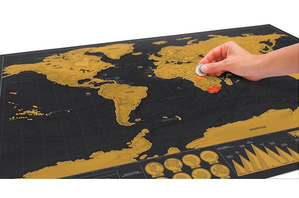 mapa Esenciales para él (por menos de 30 euros)
