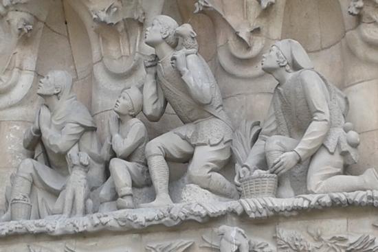 71 Rincones artísticos navideños en Barcelona