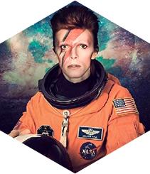 Las canciones de Bowie vuelven al escenario