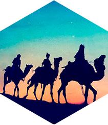 Criterios no geográficos para elegir tu cabalgata de Reyes