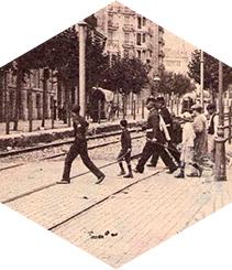 El ferrocarril de Sarrià, lentamente queriendo ir más rápido