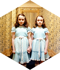 'Mi vida en rojo Kubrick ': cegado por 'El resplandor'