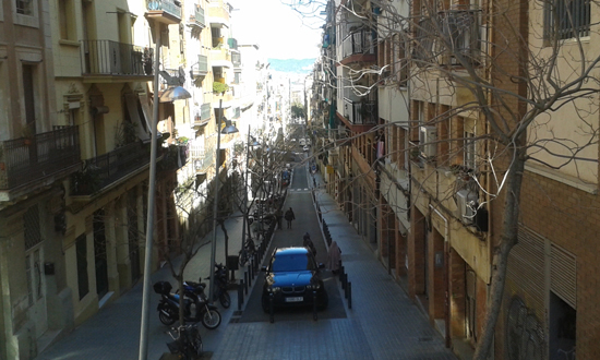 92 Montjuïc, montaña querida y maldita